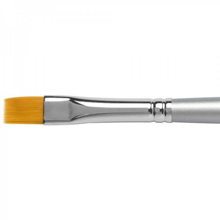 Jackson's : Silverline Watercolour Brush : Series 988 : Bright : Size 8
