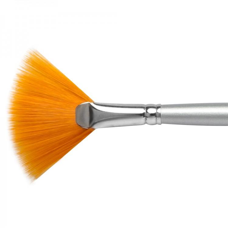 Jackson's : Silverline Watercolour Brush : Series 989 : Fan : Size 4