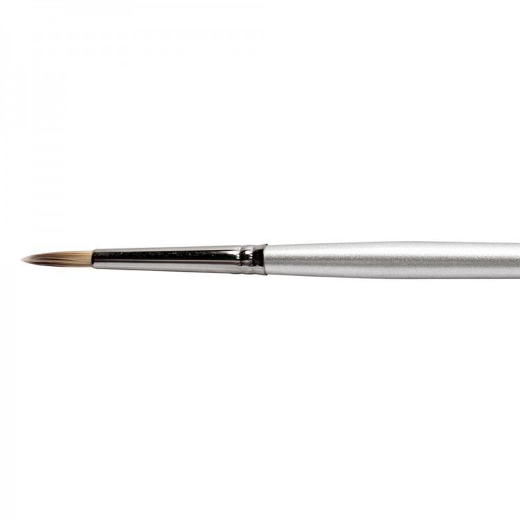 Daler Rowney : Cryla : Series C20 : Long Handled : Round : Size 1