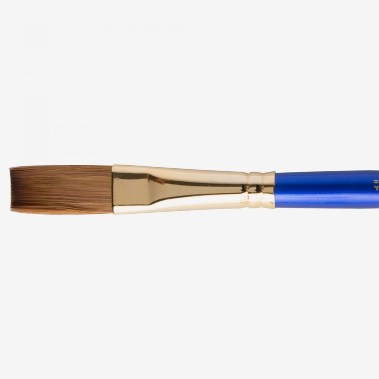 Daler Rowney : Sapphire Brush : Series 21 : One Stroke : Flat Wash : Size 1/2in