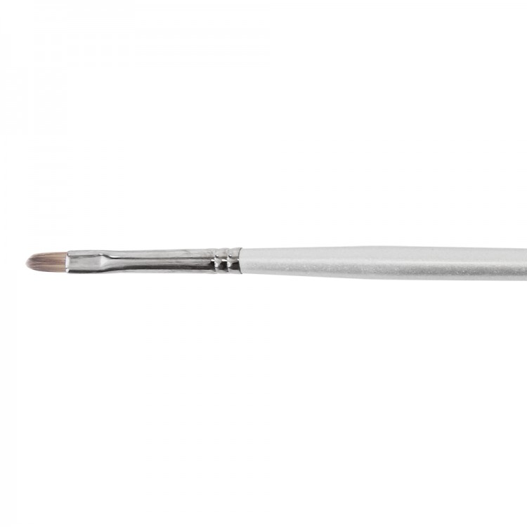 Daler Rowney : Cryla : Series C30 : Long Handled : Filbert : Size 0