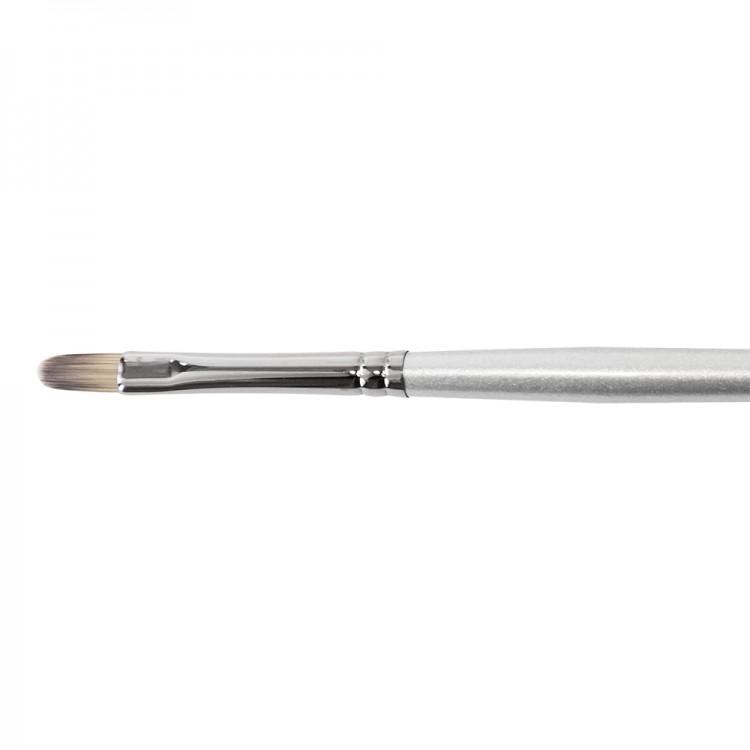 Daler Rowney : Cryla : Series C30 : Long Handled : Filbert : Size 2