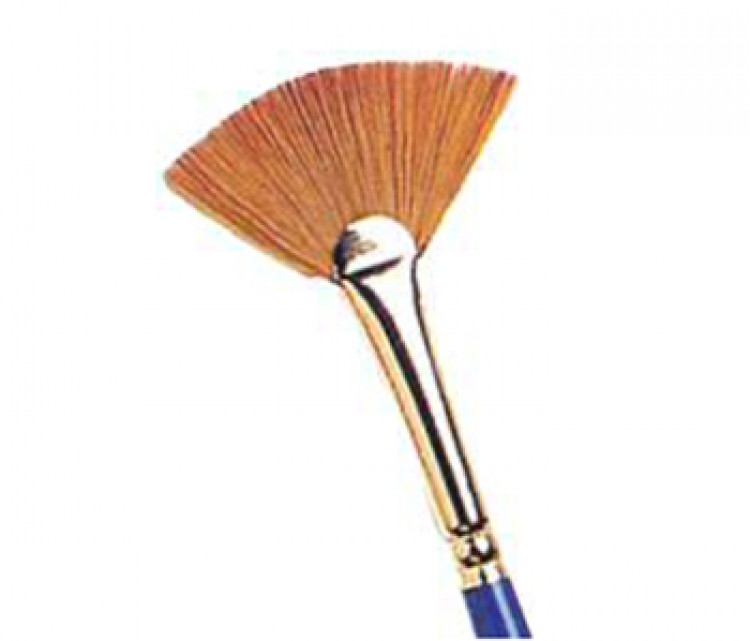 Daler Rowney : Sapphire Brush : Series 48 : Fan Blender : Size 2