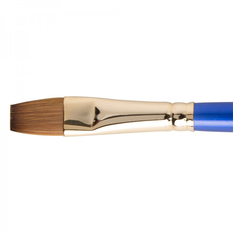 Daler Rowney : Sapphire Brush : Series 60 : Shader : Size 14