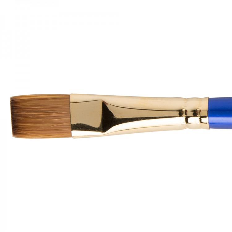 Daler Rowney : Sapphire Brush : Series 60 : Shader : Size 16