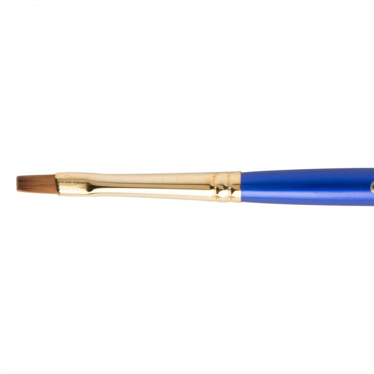 Daler Rowney : Sapphire Brush : Series 60 : Shader : Size 2