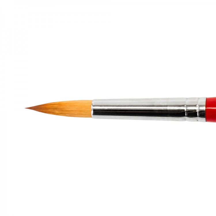 Daler Rowney : Dalon : Series D77 : Synthetic Round : Size 10
