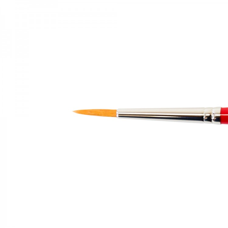 Daler Rowney : Dalon : Series D77 : Synthetic Round : Size 4