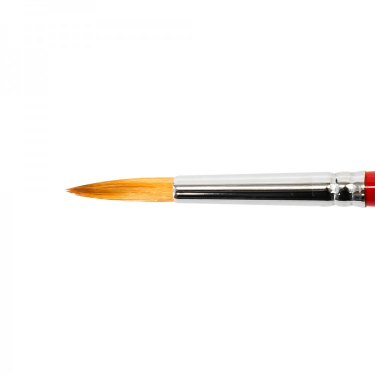 Daler Rowney : Dalon : Series D77 : Synthetic Round : Size 8