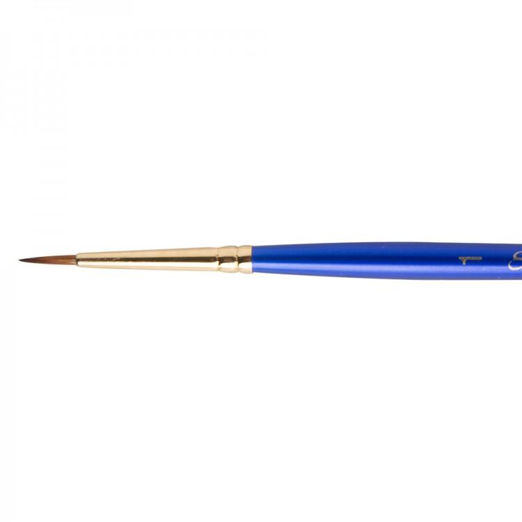 Daler Rowney : Sapphire Brush : Series 85 : Round : Size 1