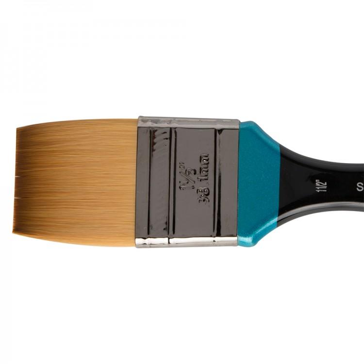 Daler Rowney : Aquafine Watercolour Brush : Af278 Skyflow A : 1.5In