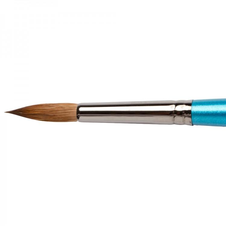Daler Rowney : Aquafine Watercolour Brush : Af34 Sable Round : 10