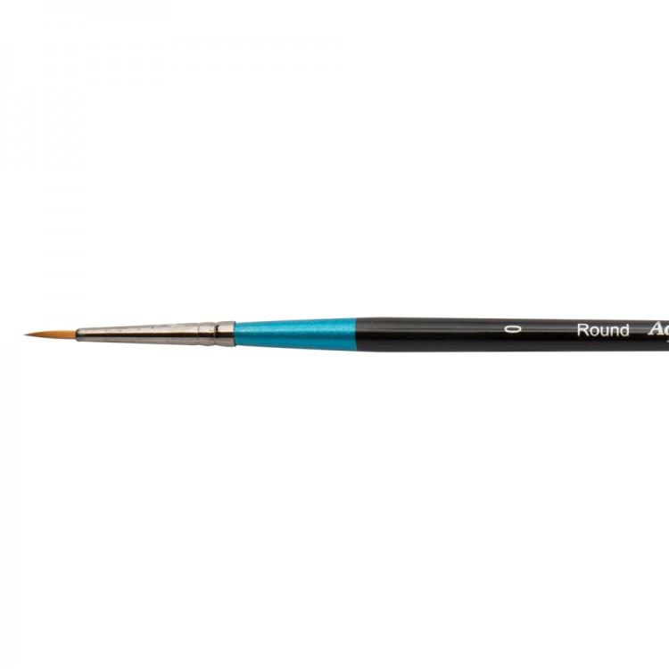 Daler Rowney : Aquafine Watercolour Brush : Af85 Round : 0