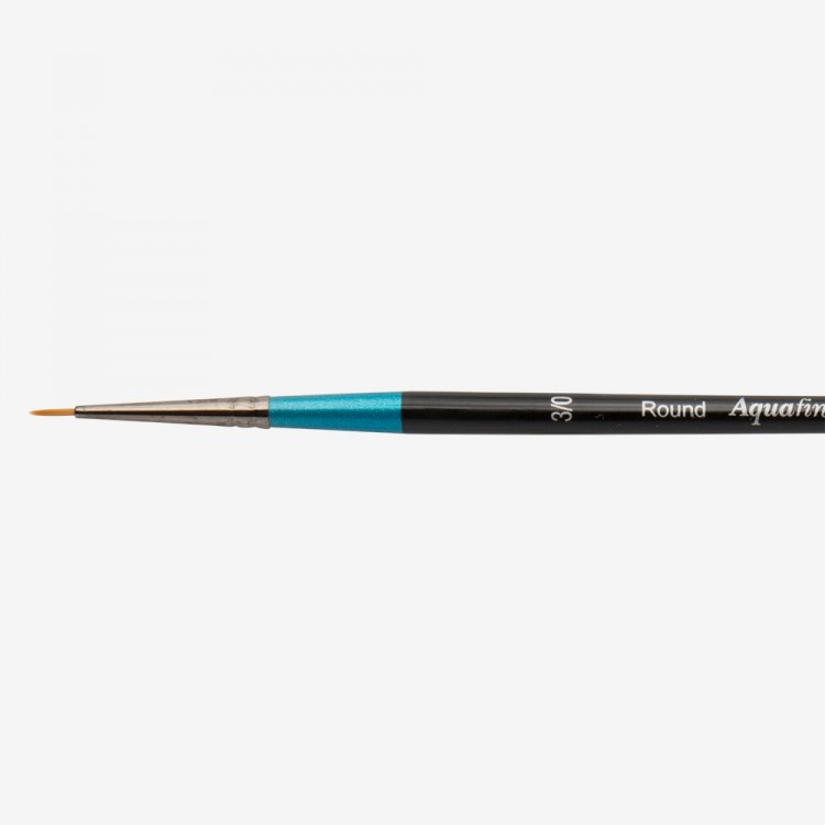 Daler Rowney : Aquafine Watercolour Brush : Af85 Round : 3/0
