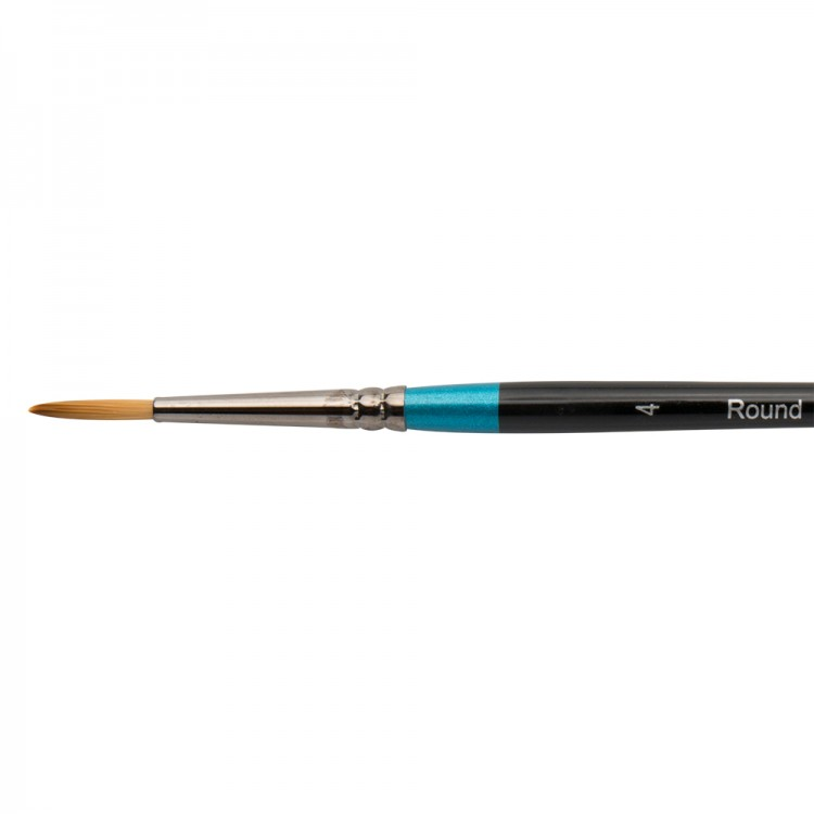 Daler Rowney : Aquafine Watercolour Brush : Af85 Round : 4