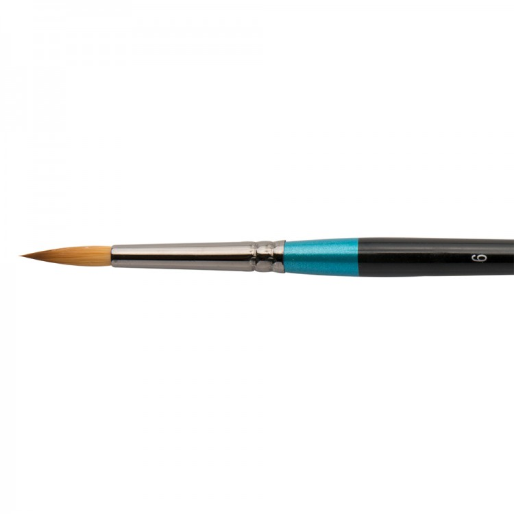 Daler Rowney : Aquafine Watercolour Brush : Af85 Round : 6