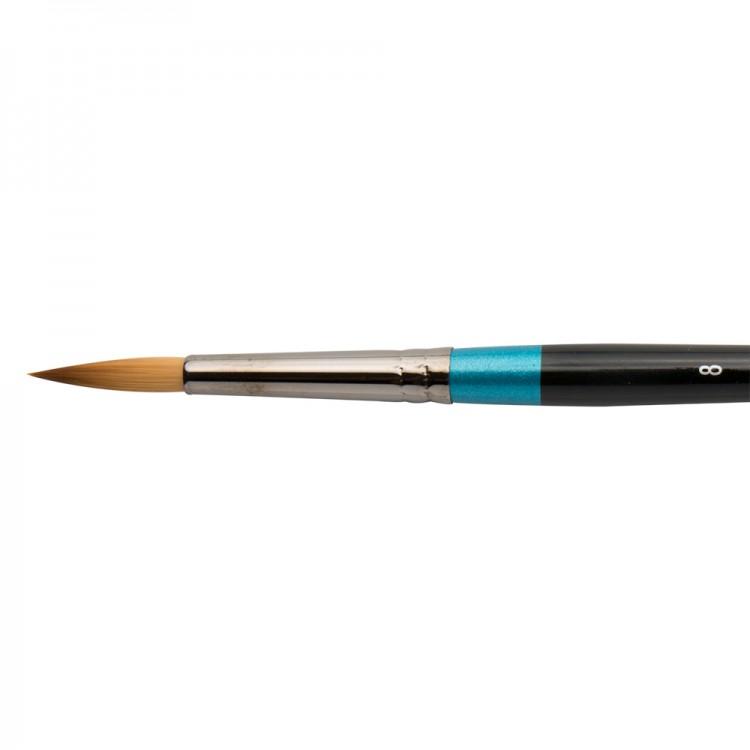 Daler Rowney : Aquafine Watercolour Brush : Af85 Round : 8