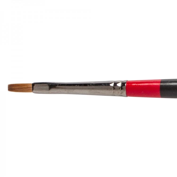 Daler Rowney : Georgian Oil Brush : G60 Sable Bright : 2