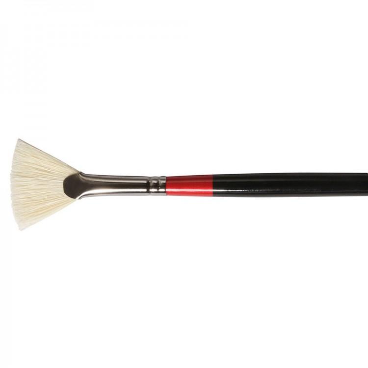 Daler Rowney : Georgian Oil Brush : G84 Fan : 2