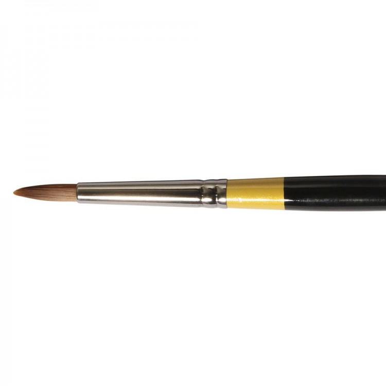 Daler Rowney : System 3 : Acrylic Brush : Sy45 Lh Round : 2