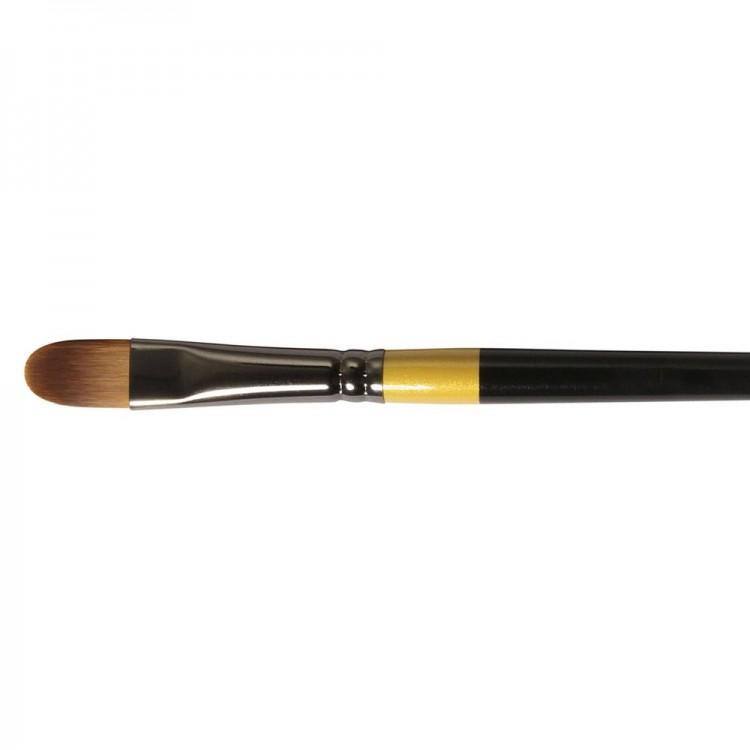 Daler Rowney : System 3 : Acrylic Brush : Sy67 Sh Filbert : 12