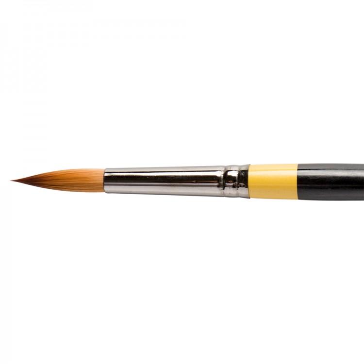 Daler Rowney : System 3 : Acrylic Brush : Sy85 Sh Round : 12