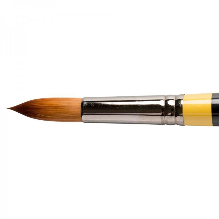 Daler Rowney : System 3 : Acrylic Brush : Sy85 Sh Round : 30