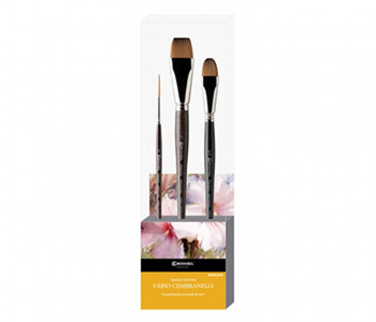 Escoda : Signature Brush Set : Fabio Cembranelli 2 : Prado