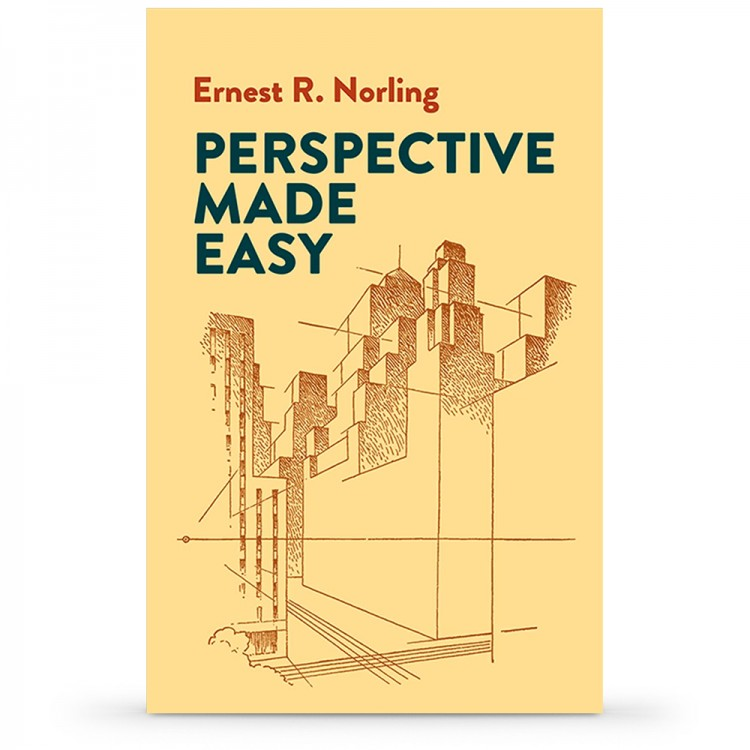 Perspective Made Easy : Book by Ernest Norling