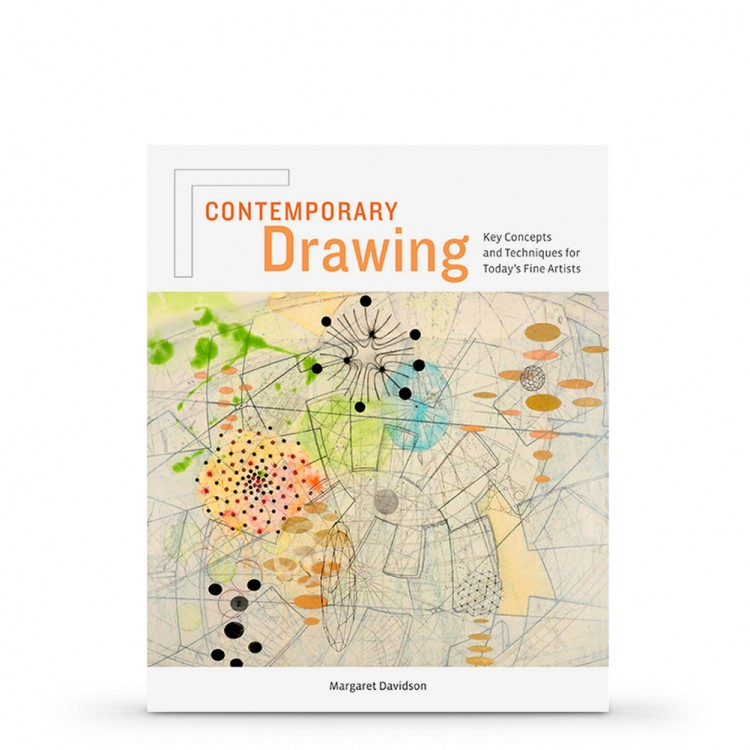 Contemporary Drawing : Book by Margaret Davidson