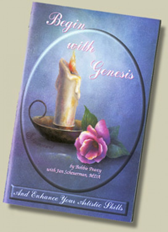 Begin With Genesis : 56 Pages : A5 : Booklet