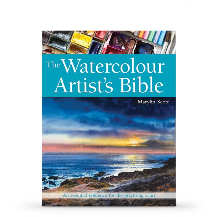 The Watercolour Artists Bible : New Edition : Book by Marylin Scott