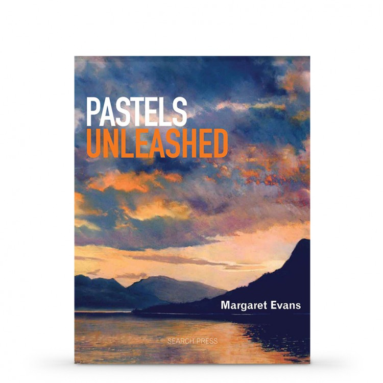 Pastels Unleashed Book by Margaret Evans