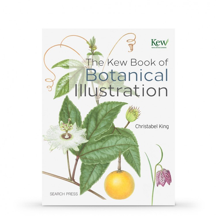 The Kew Book of Botanical Illustration Book by Christabel King