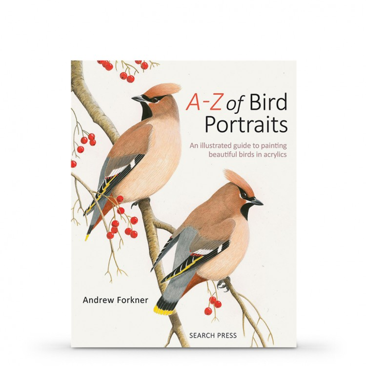 AZ of Bird Portraits Book by Andrew Forkner