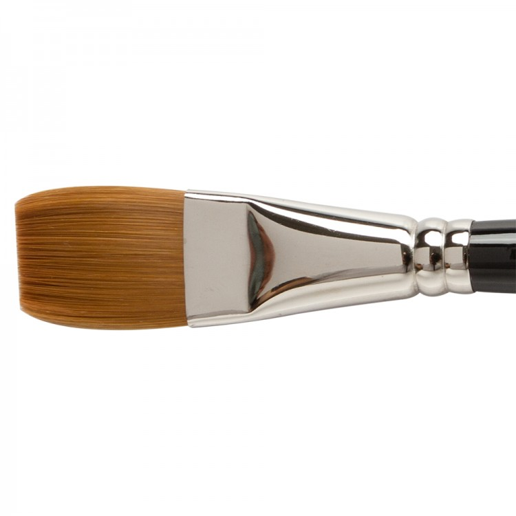 Pro Arte : Prolene : Synthetic Brush : Series 106 : One Stroke : Size 1in