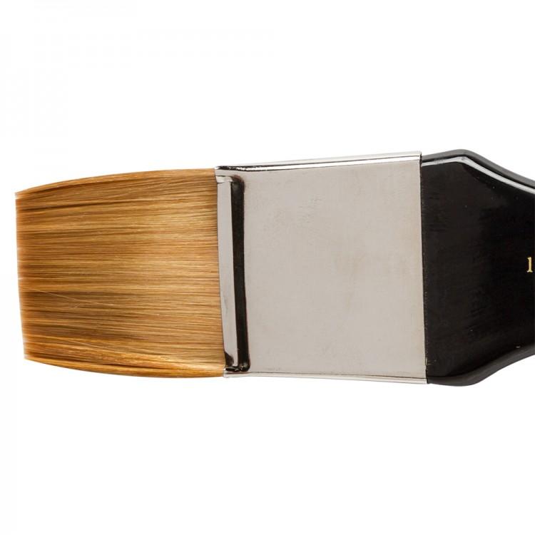 Pro Arte : Prolene : Synthetic Brush : Series 106 : One Stroke : Size 1 1/2in