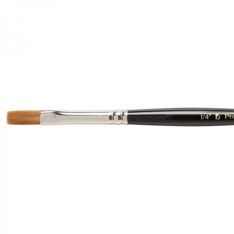 Pro Arte : Prolene : Synthetic Brush : Series 106 : One Stroke : Size 1/4in