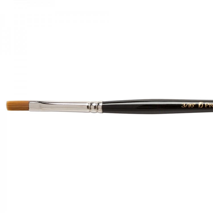 Pro Arte : Prolene : Synthetic Brush : Series 106 : One Stroke : Size 3/16in