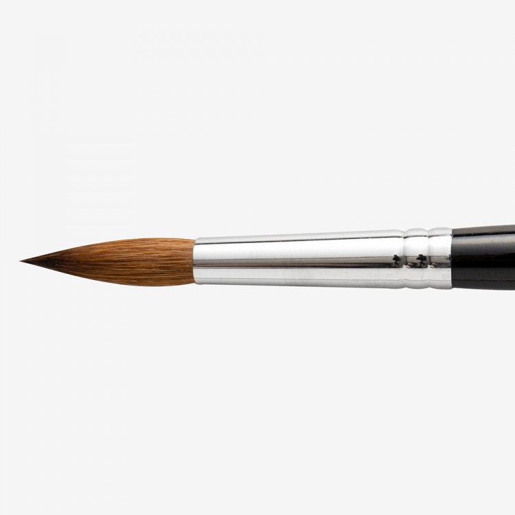 Pro Arte : Kolinsky Sable Brush : Series 1 : Round : Size 1