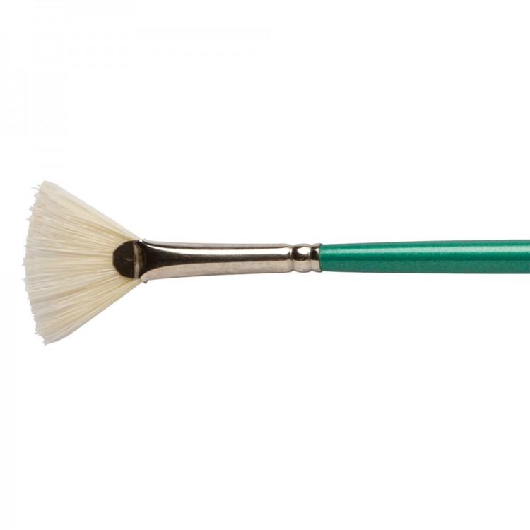 Pro Arte : Brush : Series A Hog : Fan : Size 2