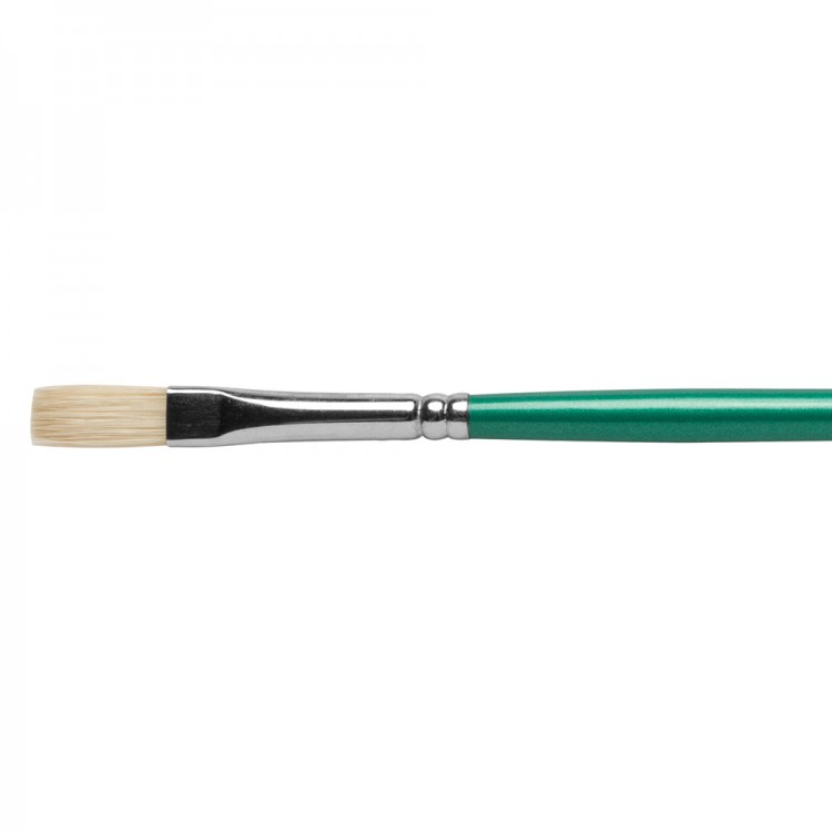 Pro Arte : Brush : Series A Hog : Long Flat : Size 4