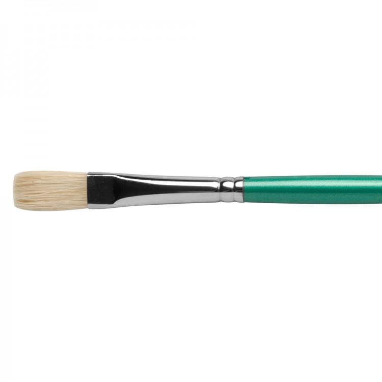 Pro Arte : Brush : Series A Hog : Long Flat : Size 6