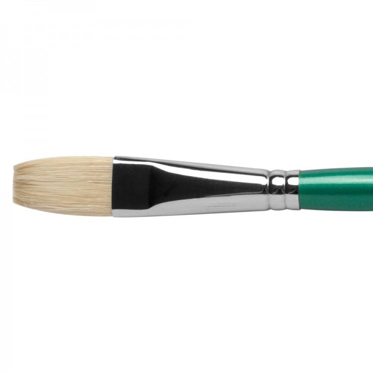 Pro Arte : Brush : Series A Hog : Long Flat : Size 8