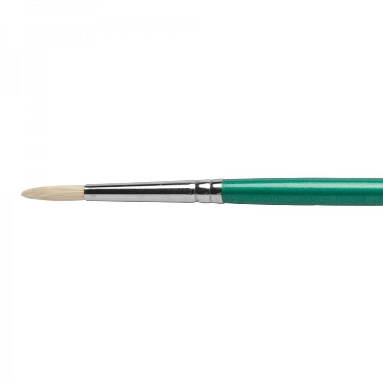 Pro Arte : Brush - series A Hog - round - size 3
