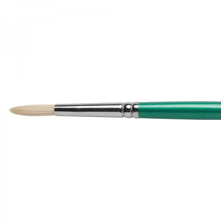 Pro Arte : Brush : Series A Hog : Round : Size 4