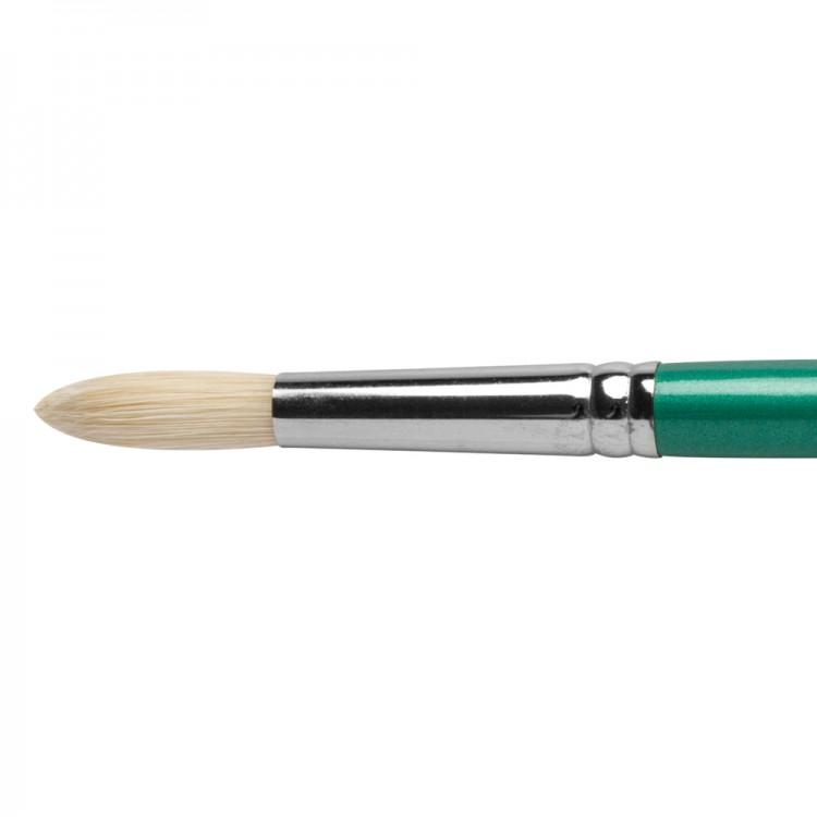 Pro Arte : Brush : Series A Hog : Round : Size 8