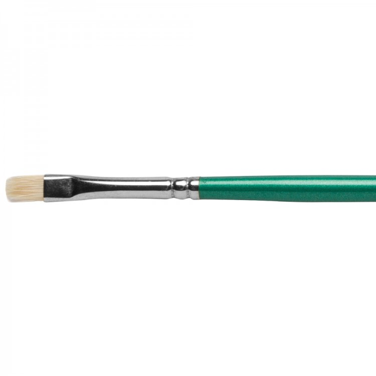 Pro Arte : Brush : Series A Hog : Short Flat : Size 1