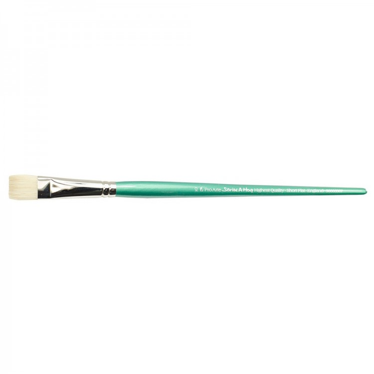 Pro Arte : Brush : Series A Hog : Short Flat : Size 10