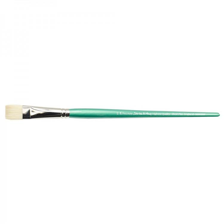 Pro Arte : Brush - series A Hog - short flat - size 10